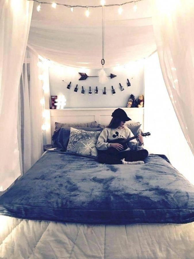 Pin By Brittany Caplinger On Aubrey New Room In 2020 Girls Dream Bedroom Girl Bedroom Designs Cute Dorm Rooms