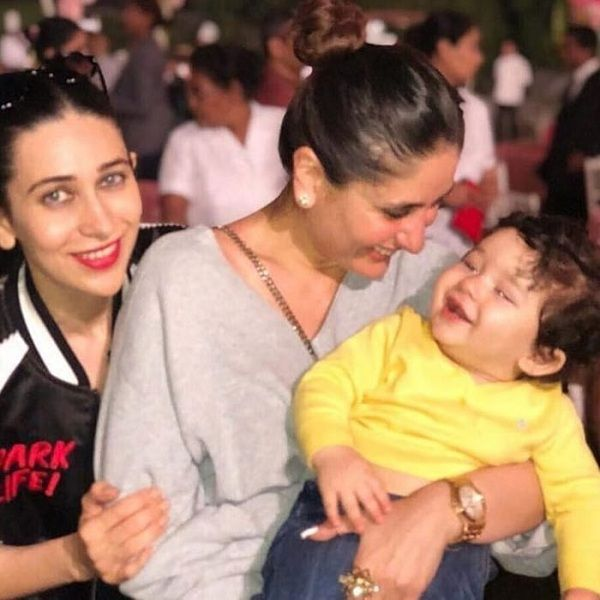 Karisma Kapoor Reveals Why Kareena Was Howling At The Hospital And It Concerns Taimur Bollywoodnews Bollywood Celebrities Bollywood Actress Bollywood Actors