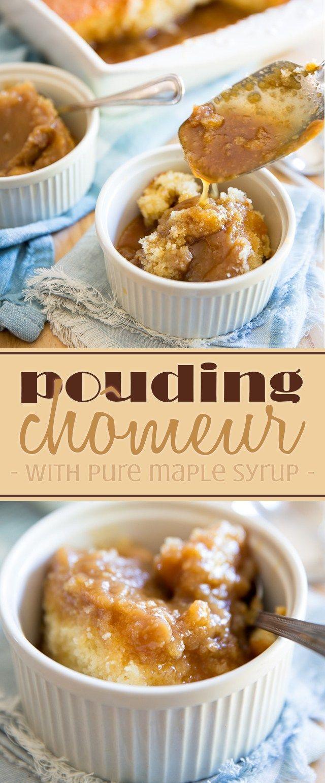 Pouding Chomeur