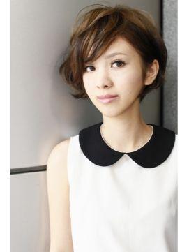 #shorthair #japanese #hairstyle