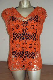 Image result for graficos de blusas de croche para imprimir