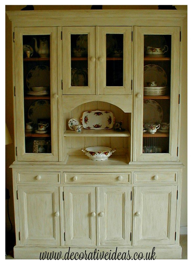 Dresser Painted In French Antique Style By Http Www Decorativeideas Co