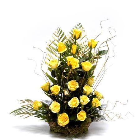 #Mother day #Flowers basket with #Gifts for your mom at the great occasion. http://bit.ly/1ET3HdN