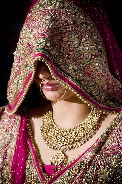 Asian Bride, stunning