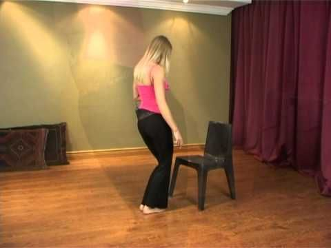 How to lap dance - Full solo routine