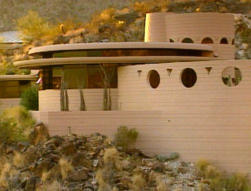 COLORES | Building Harmonies: Frank Lloyd Wright in the Southwest | New  Mexico PBS by