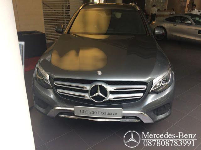 Harga Terbaru Mercedes Benz | Dealer Mercedes Benz Jakarta: Harga Mercedes Benz GLC 250 Exclusive nik 2017