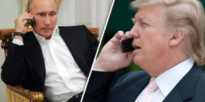 Путин and Трамп так когда же встреча?