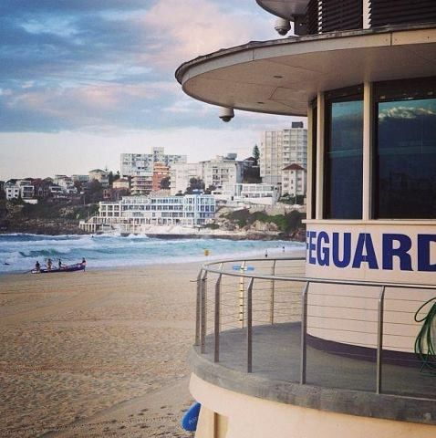 Bondi Lifeguard Tower