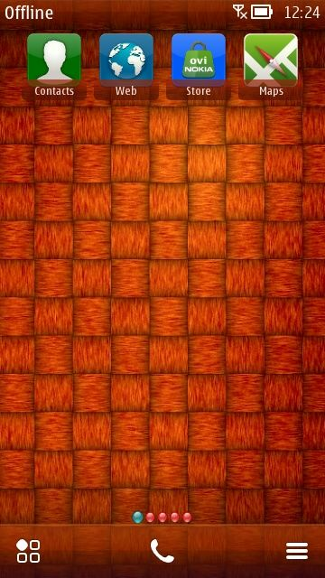 Free Brown Texture theme by sevimlibrad on Tehkseven