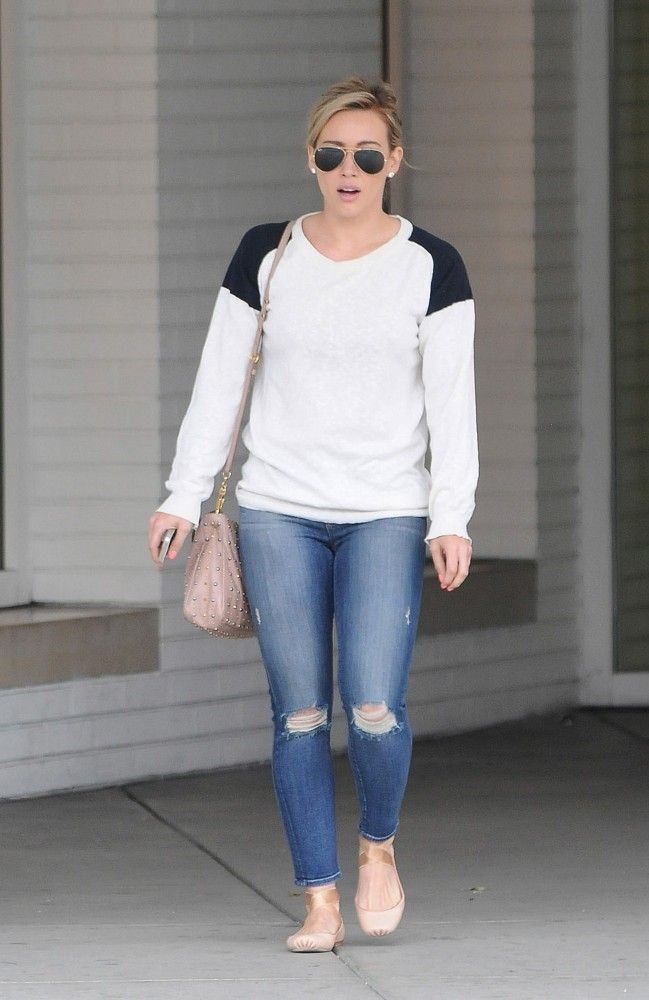 Hilary Duff Photos - Hialry Duff Has a Family Day - Zimbio