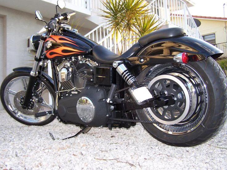 Sick Custom Dyna Wide Glide: 25+ Best Ideas About Harley Wide Glide On Pinterest