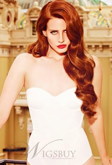 Lana Del Rey. My girl crush. One day my hair will be long and pretty like that
