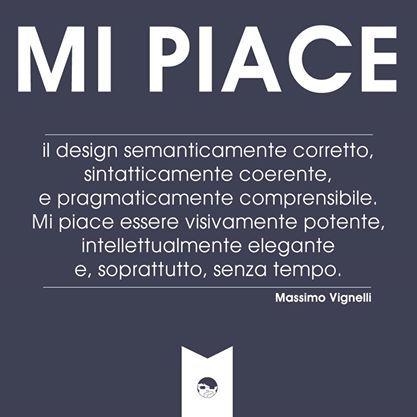 #massimovignelli #design