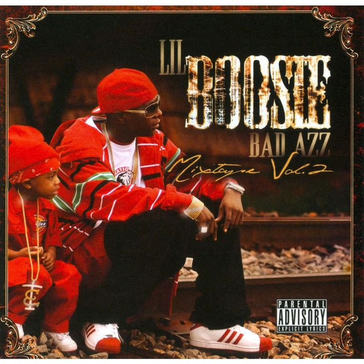 Lil' Boosie - Bad Azz Mixtape, Vol. 2 [Explicit Lyrics] (CD)