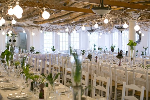 Botanical Romance Eben Haezer Wedding by Lizelle Lotter {Jeanne & Neal} | SouthBound Bride #wedding #botanical-Decor & Coordination by CreativeNook