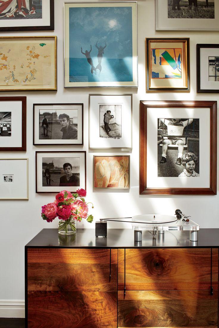 10 migliori idee su Quadri Soggiorno su Pinterest  Divano in legno ...