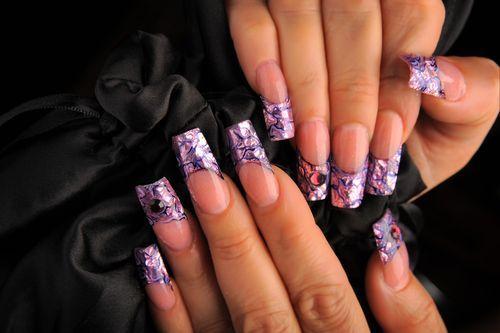 Nail art - http://yournailart.com/nail-art-211/ - #nails #nail_art #nails_design #nail_ ideas #nail_polish #ideas #beauty #cute #love