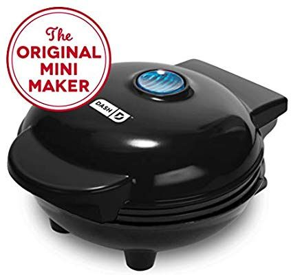 Amazon.com: Dash Mini Maker: The Mini Waffle Maker Machine for Individual Waffles, Paninis, Hash ...