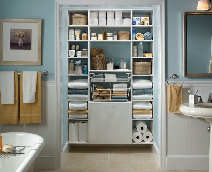 Ready To Design Your Own Bathroom Closet? Try Out Our MasterSuite System!