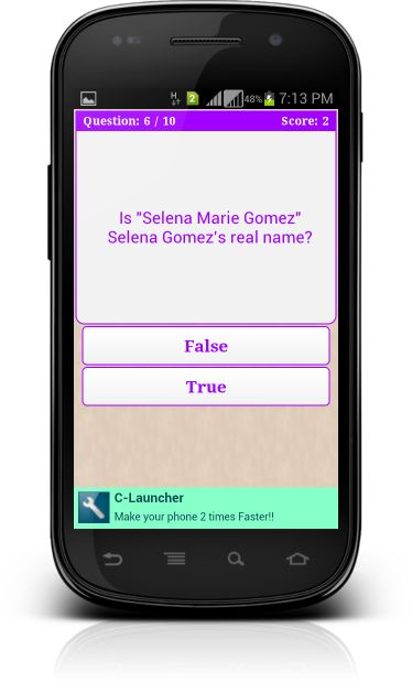 Android Quiz App Full Source Code Create Your Own Android Trivia Quiz App Using This Source