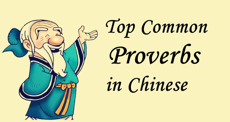 commonly used proverbs and their meanings