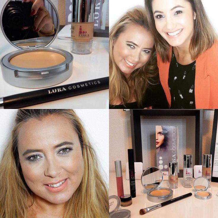 Met deze blogster moet je kennismaken! @claudia_struijck van #Beautytag heeft een sprankelende persoonlijkheid en een hele fijne schrijfstijl waar je blij van wordt.  Het was dan ook heerlijk om haar review van onze makeuplijn Luka Cosmetics uitgebreid te lezen. Claudia zet haar ervaringen en persoonlijke klik met ons 'Team Luka NL' voorop waardoor het artikel leest als een waar avontuur. Claudia je bent een engel we zijn vereerd om jou als #lukagirl erbij te hebben!  Sanja van @studiosanja…