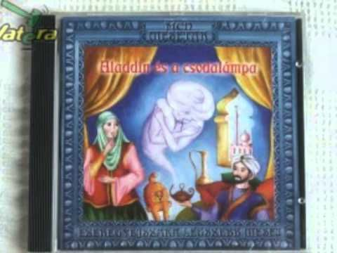 Ezeregyéjszaka meséi: Aladdin és a csodalámpa 1.rész - hangos mese # Mol...