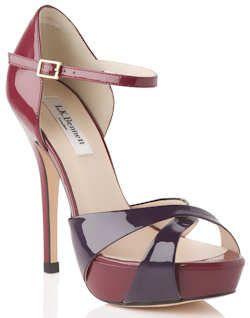 LK Bennett Janna Platform Shoes