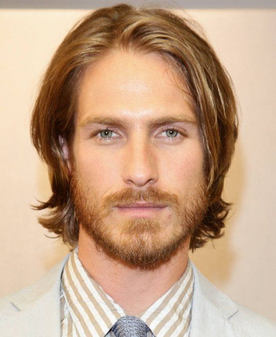 Awe Inspiring 1000 Ideas About Mens Long Hair Styles On Pinterest Long Short Hairstyles Gunalazisus