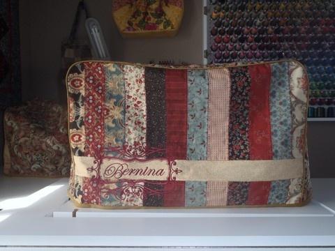 Bernina Sewing Machine Cover Pattern Free Archidev