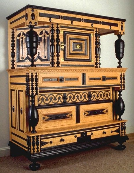 17th century colonial new england furniture link has for New england furniture