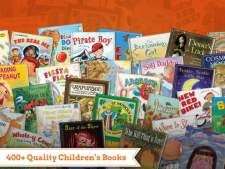 Reading Rainbow eBook Library for Early Readers early reading apps, free children's books online ipad, best reading apps for kids