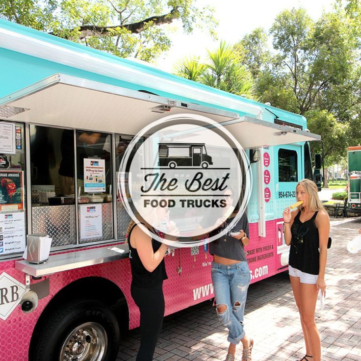 The United States Of Food Trucks