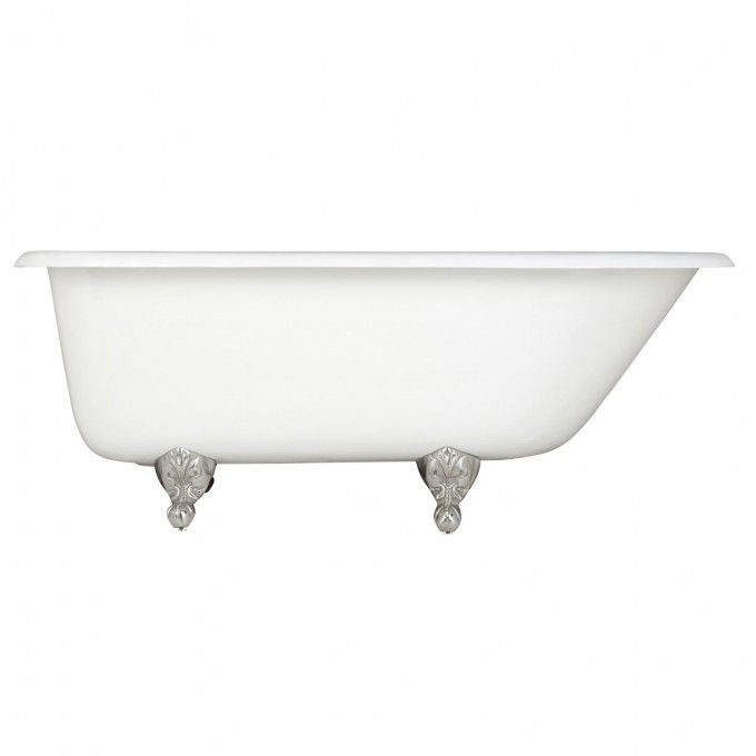 Kohler cast iron tub lowes outdoor bathtub tubs vs for Cast iron tubs vs acrylic