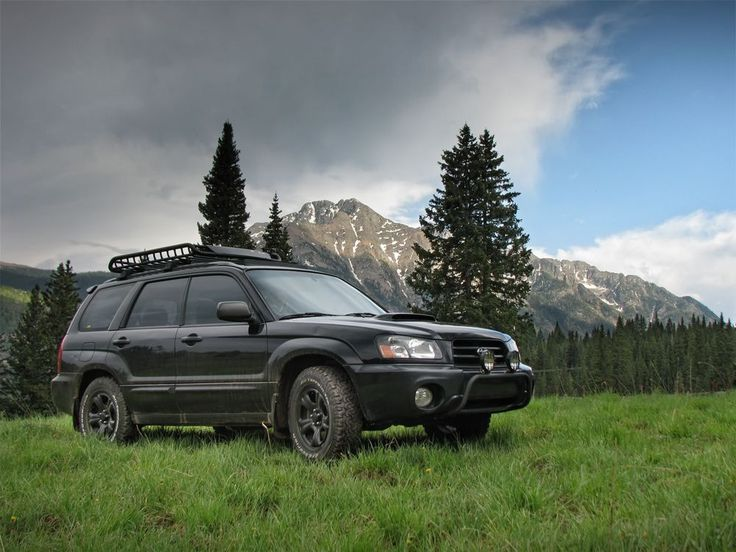 subaru forester sg off road Google Search in 2020