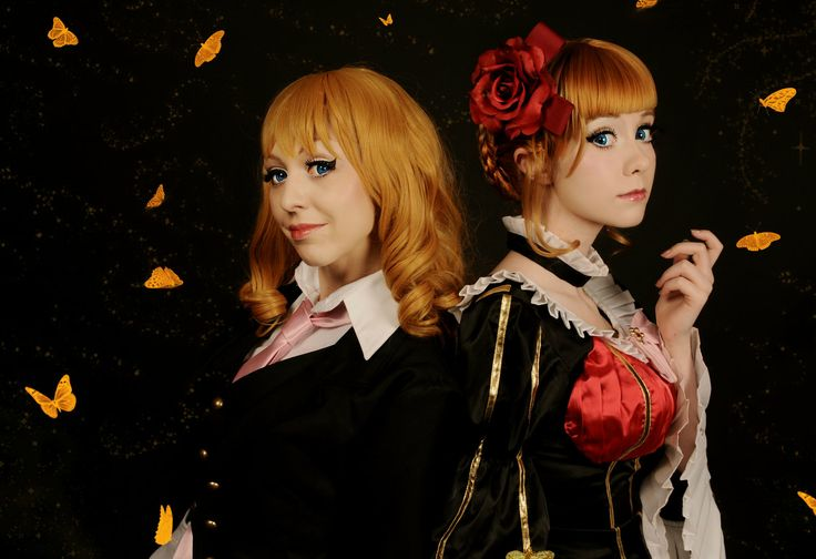 Umineko, When They Cry: +The Twin Beatrices+ by TraumaCentreGrrl.deviantart.com on @deviantART