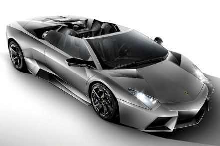 "World's Most Expensive Lamborghini ... The Reventon is named after a fighting bull. This may have been a poor choice as the name, meaning ""explosion,"" is also an automotive term—for a blowout. Only twenty of these expensive Lamborghinis were ever built and they were originally priced at a jaw-dropping $1.45 million."