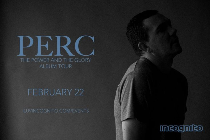 Incognito presents Perc at Secret Location on Sat Feb 22!