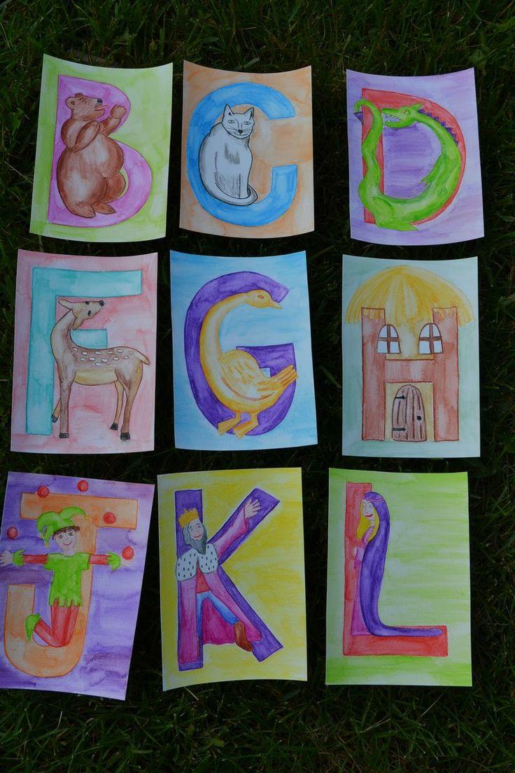 2012 - Grade 1 Alphabet 2