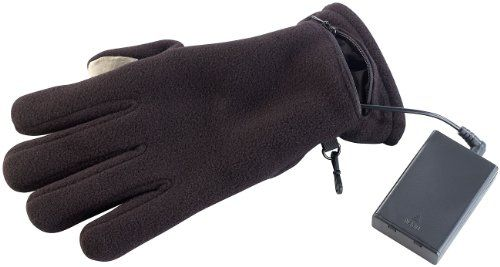 PEARL urban beheizbare Handschuhe mit kapazitiven Fingerkuppen, Gr. XL