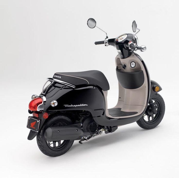 custom honda metropolitan scooter | 2013 Honda Metropolitan picture - doc463924
