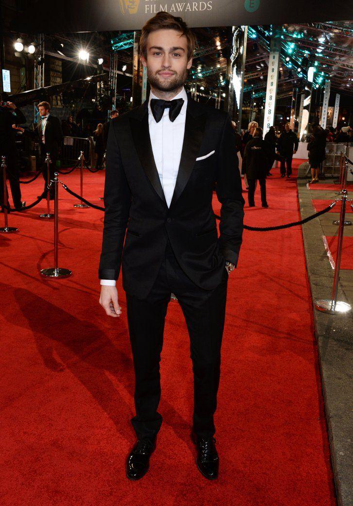 Pin for Later: Les Stars Se Rendent à Londres Pour les BAFTA Film Awards Douglas Booth