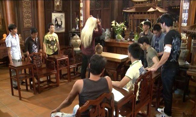 Xem Phim Bình Minh Trên Ngọn Lửa THVL1