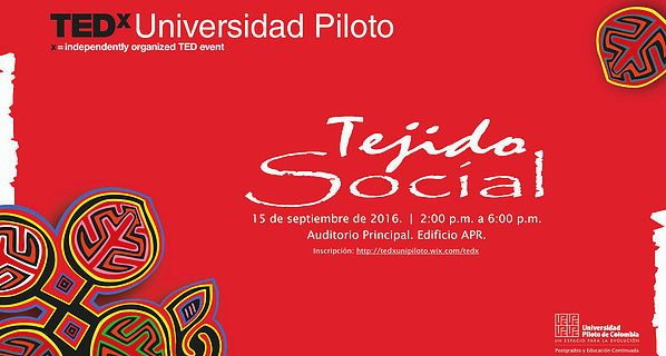 TEDx Universidad Piloto | Invitación 2016