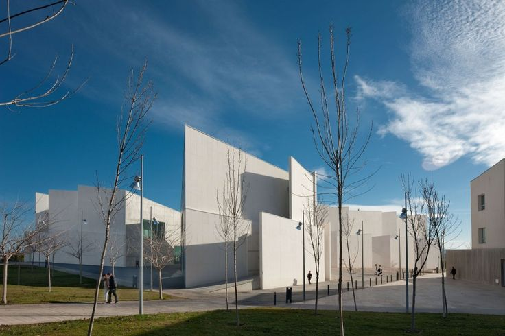 Health Faculty of San Jorge University / Taller Básico de Arquitectura Cortesía de Taller Básico de Arquitectura
