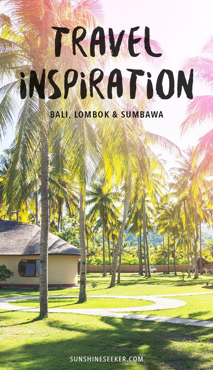 In need of some travel inspiration? Check out our first travel video from our month long adventure in Indonesia. Bali, Nusa Lembongan, Lombok & Sumbawa.