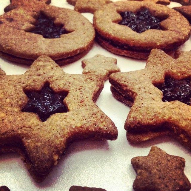 Biscotti di nocciole Natalizzi 5