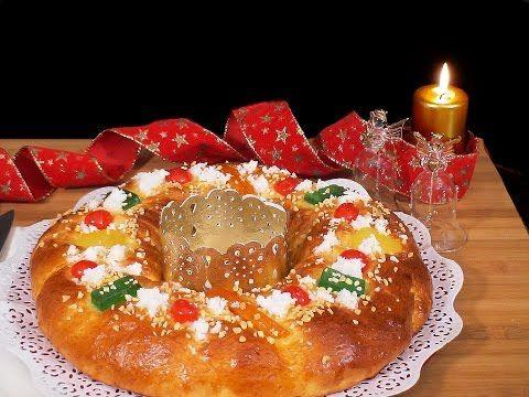 Roscón de Reyes - La Cocina de Loli Domínguez - YouTube