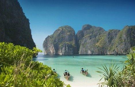 Le spiagge più belle del mondo 2013